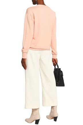 RAG & BONE Cotton-corduroy wide-leg pants