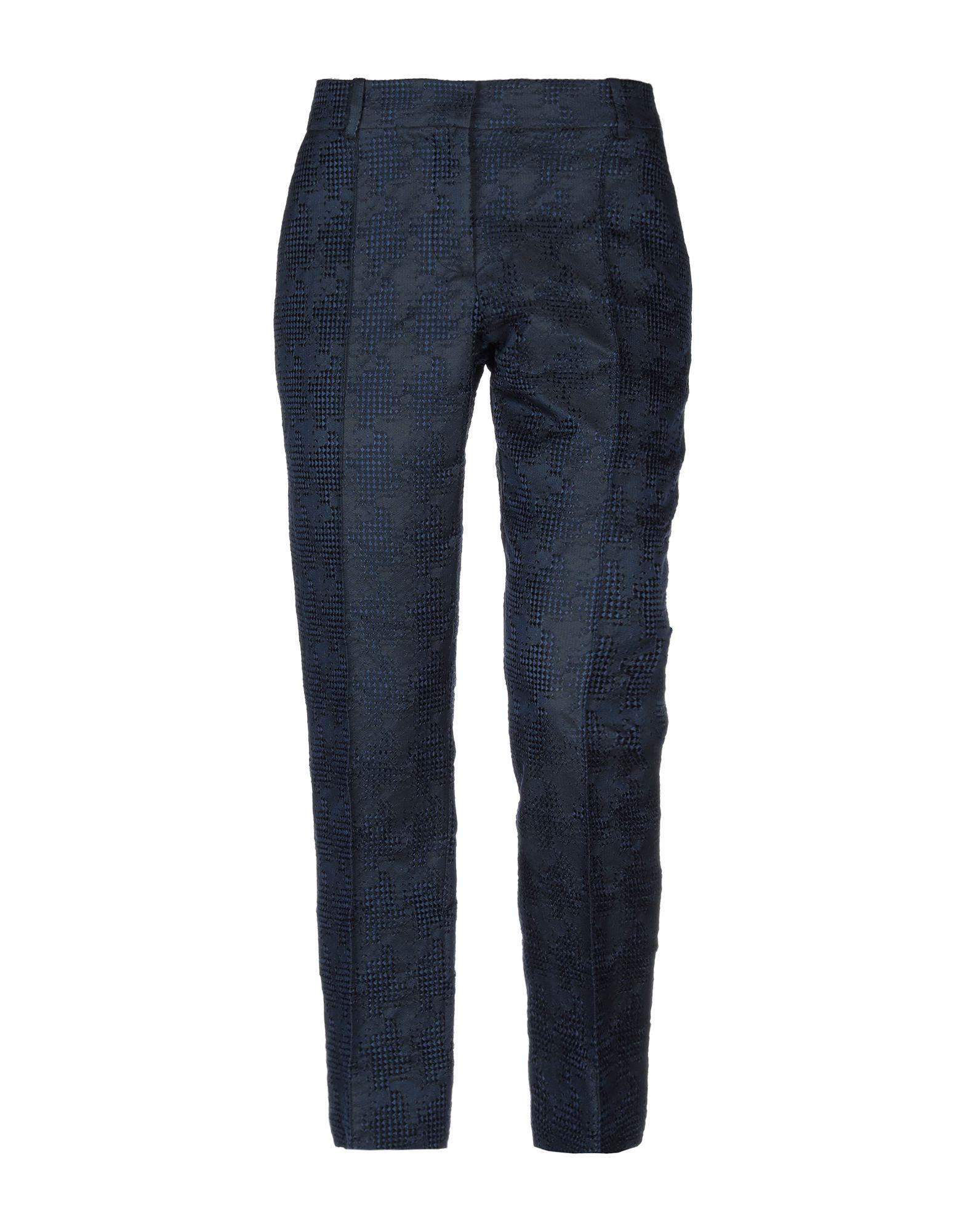 OSCAR DE LA RENTA Повседневные брюки agatha ruiz de la prada повседневные брюки