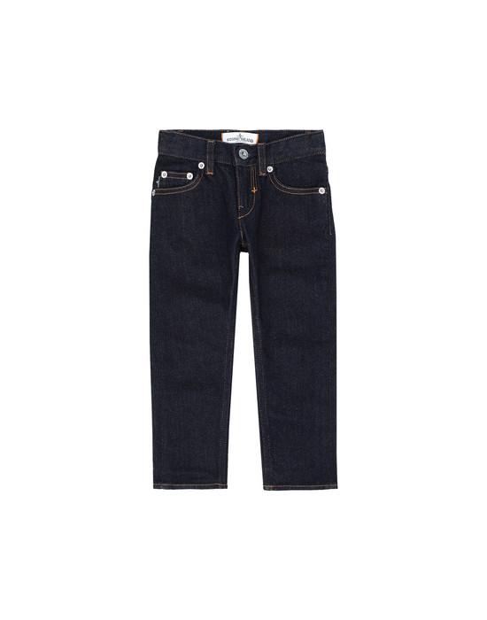 牛仔长裤 J3211  STONE ISLAND JUNIOR - 0