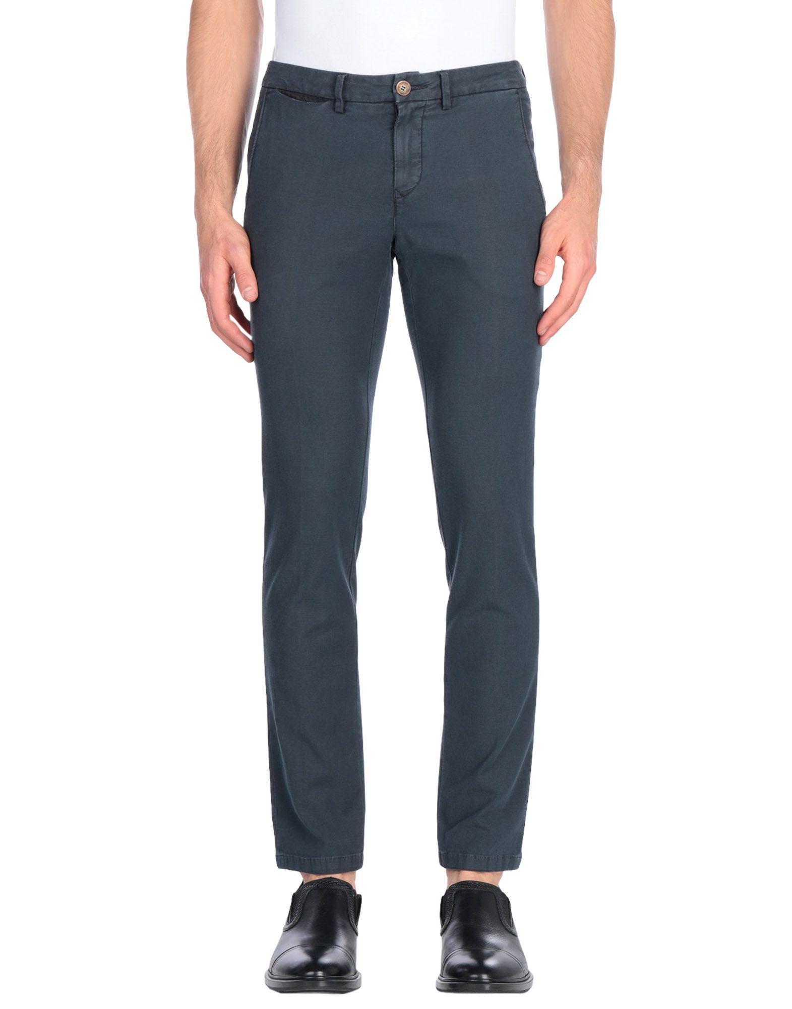 IL DROP Повседневные брюки il granchio повседневные брюки