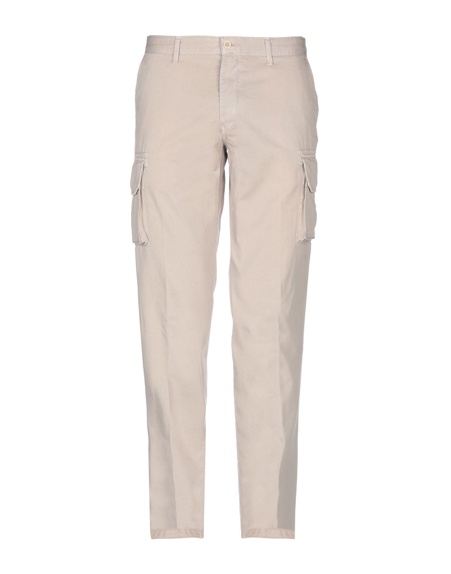 《送料無料》MAXI HO メンズ パンツ ライトグレー 52 コットン 100%