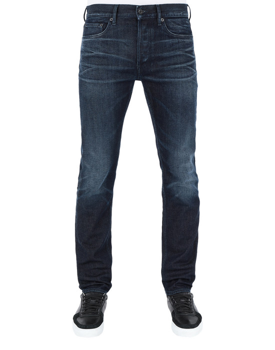 Джинсовые брюки J1BR2 SL_VISC  STONE ISLAND - 0
