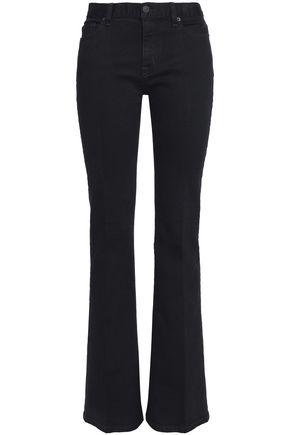 NILI LOTAN Mid-rise bootcut jeans