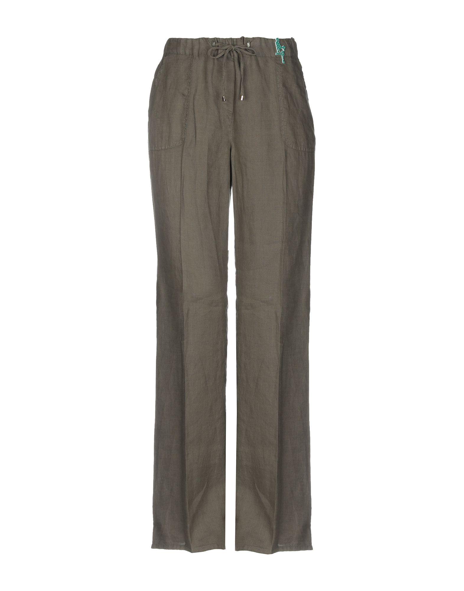 DIANA GALLESI Повседневные брюки цена 2017
