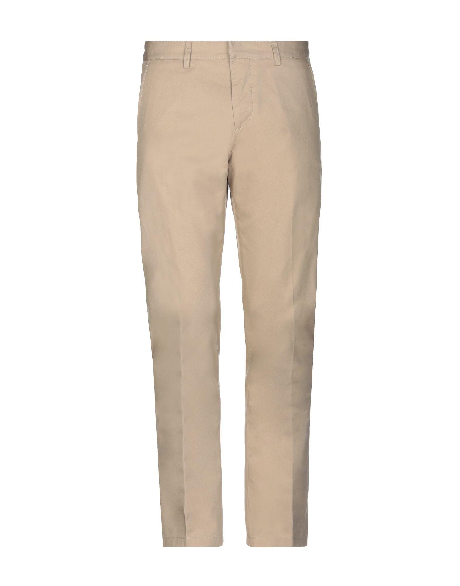 《期間限定セール開催中!》AMI ALEXANDRE MATTIUSSI メンズ パンツ サンド S コットン 100%
