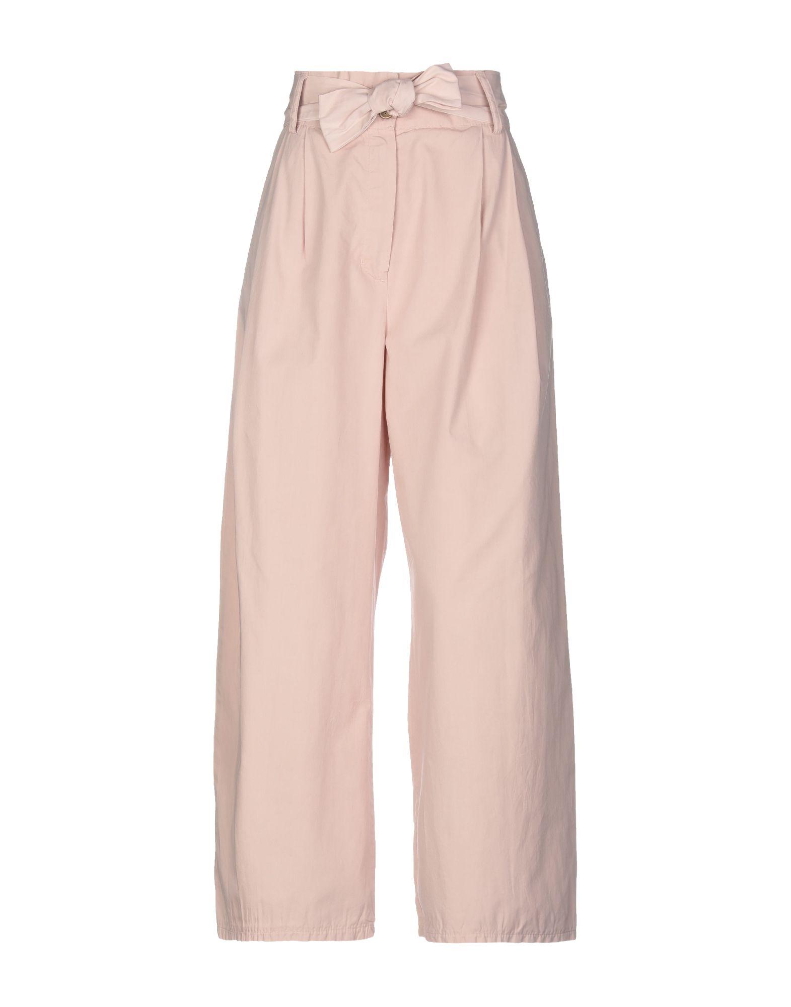 CROCHÈ Повседневные брюки crochè короткое платье
