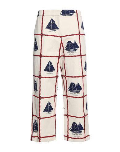 Купить Повседневные брюки цвет слоновая кость