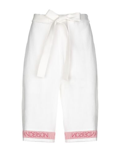 J.W.ANDERSON TROUSERS Bermuda shorts Women