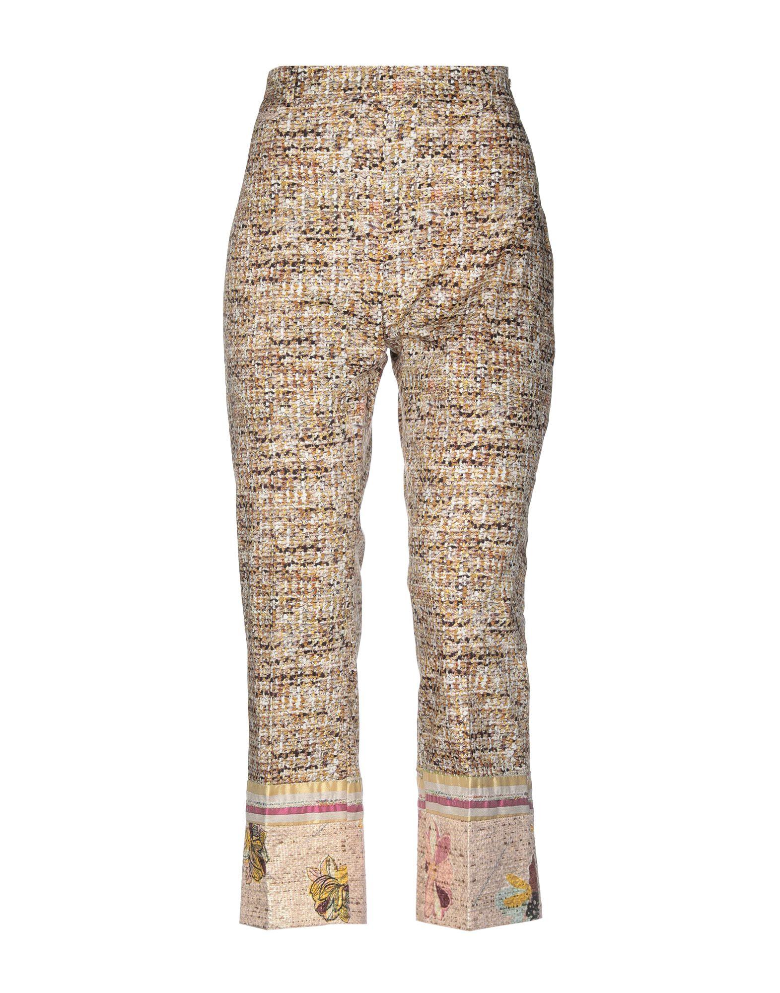 SONIA FORTUNA Повседневные брюки sonia fortuna повседневные брюки