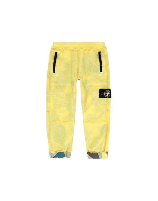 13256298do - PANTS - 5 POCKETS STONE ISLAND JUNIOR