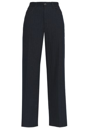 RAG & BONE Cotton wide-leg pants