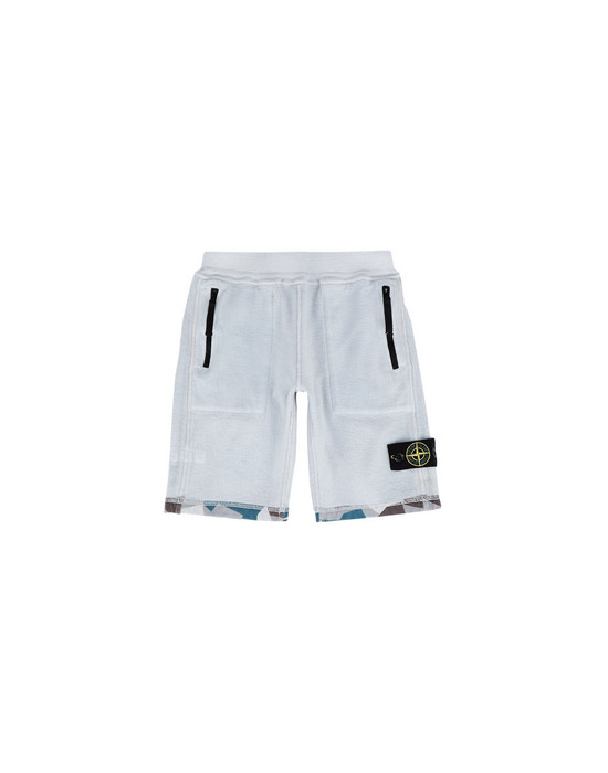 13256341lk - PANTS - 5 POCKETS STONE ISLAND JUNIOR