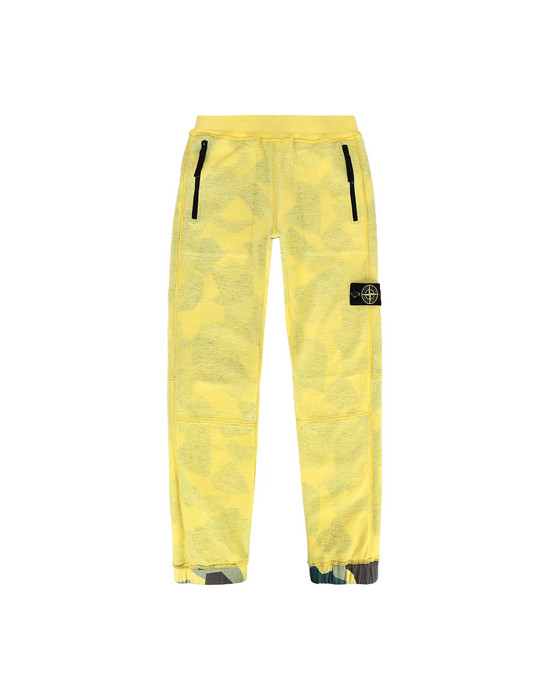 13256352jh - TROUSERS - 5 POCKETS STONE ISLAND JUNIOR