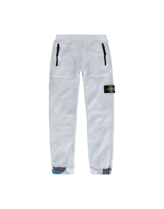 13256352me - PANTS - 5 POCKETS STONE ISLAND JUNIOR