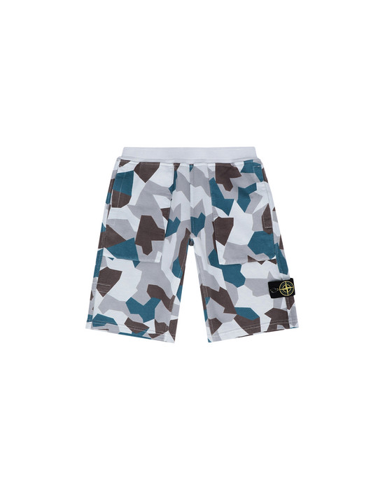 STONE ISLAND JUNIOR Bermudas 62306 REVERSIBLE