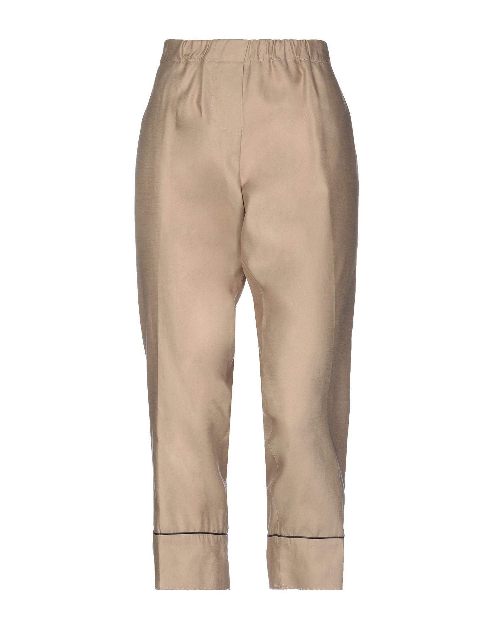 DANIELA PANCHERI Повседневные брюки трусики стринги женские с доступом белые m l