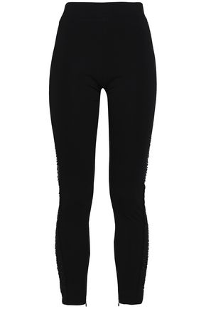 GANNI Jersey leggings