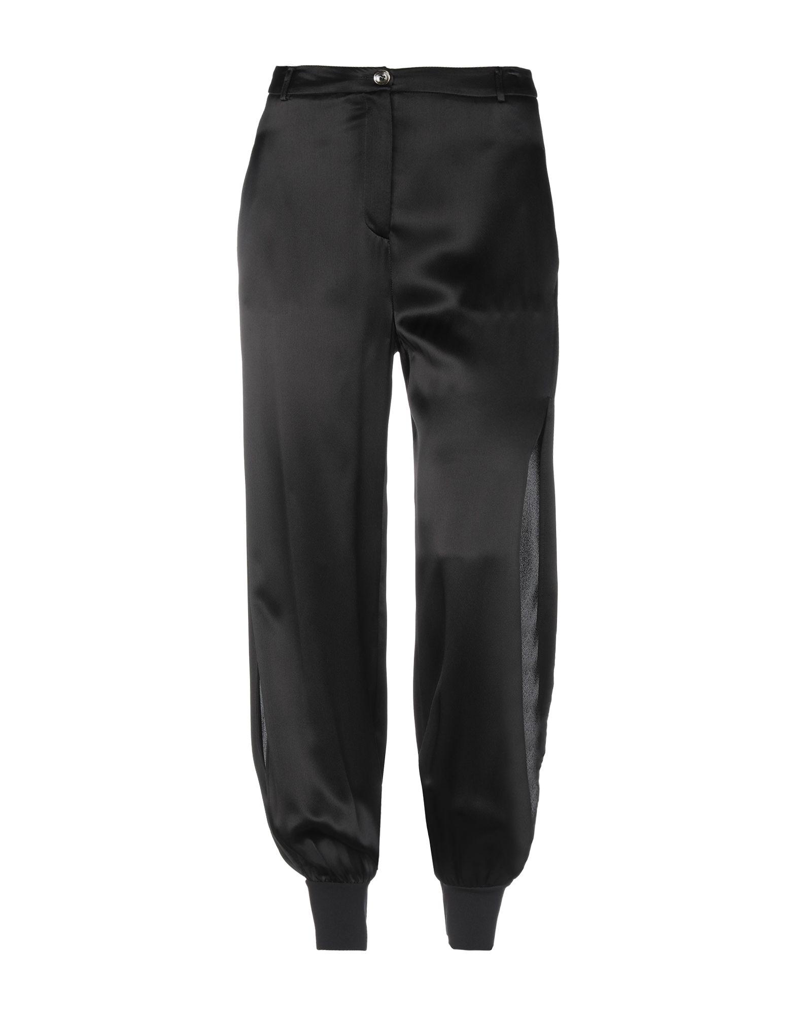 《送料無料》PATRIZIA PEPE レディース パンツ ブラック 38 レーヨン 100%