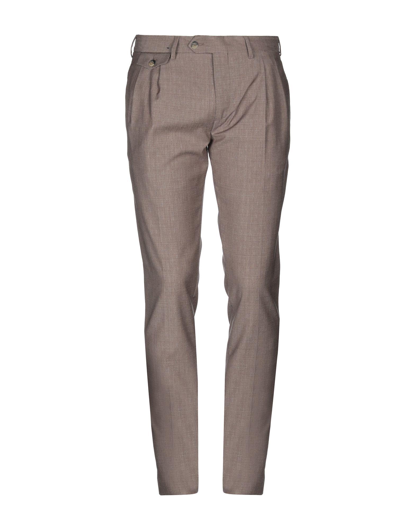 《送料無料》ROYAL ROW メンズ パンツ ドーブグレー 46 ウール 100%