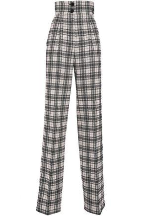 ANTONIO BERARDI Jacquard wide-leg pants