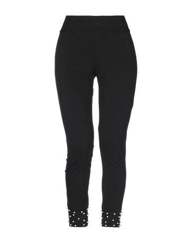 Фото - Повседневные брюки от GRETHA Milano черного цвета