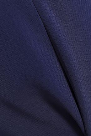 ANTONIO BERARDI Crepe slim-leg pants