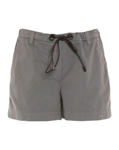 Фото - Повседневные шорты свинцово-серого цвета