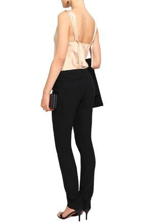 BA&SH Crepe slim-leg pants