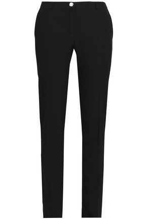 BA&SH Crepe slim-leg pants
