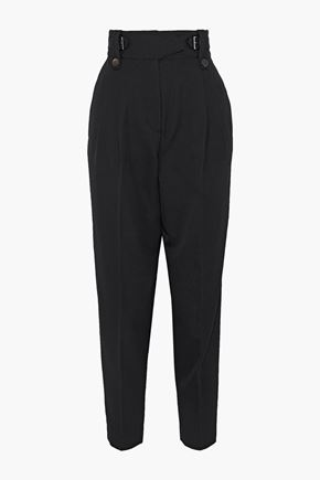 3.1 PHILLIP LIM Wool-twill tapered pants