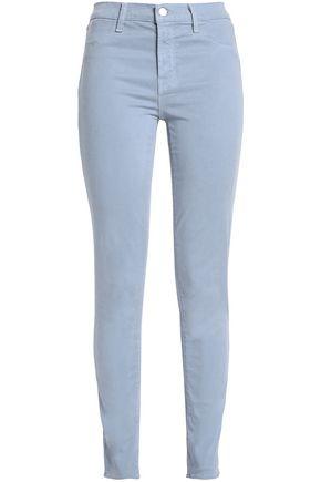 J BRAND 485 sateen skinny pants