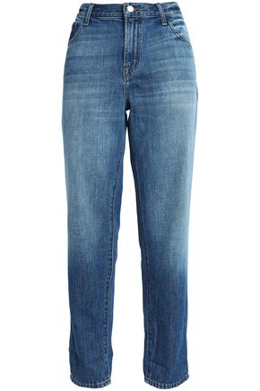 J BRAND Faded boyfriend jeans