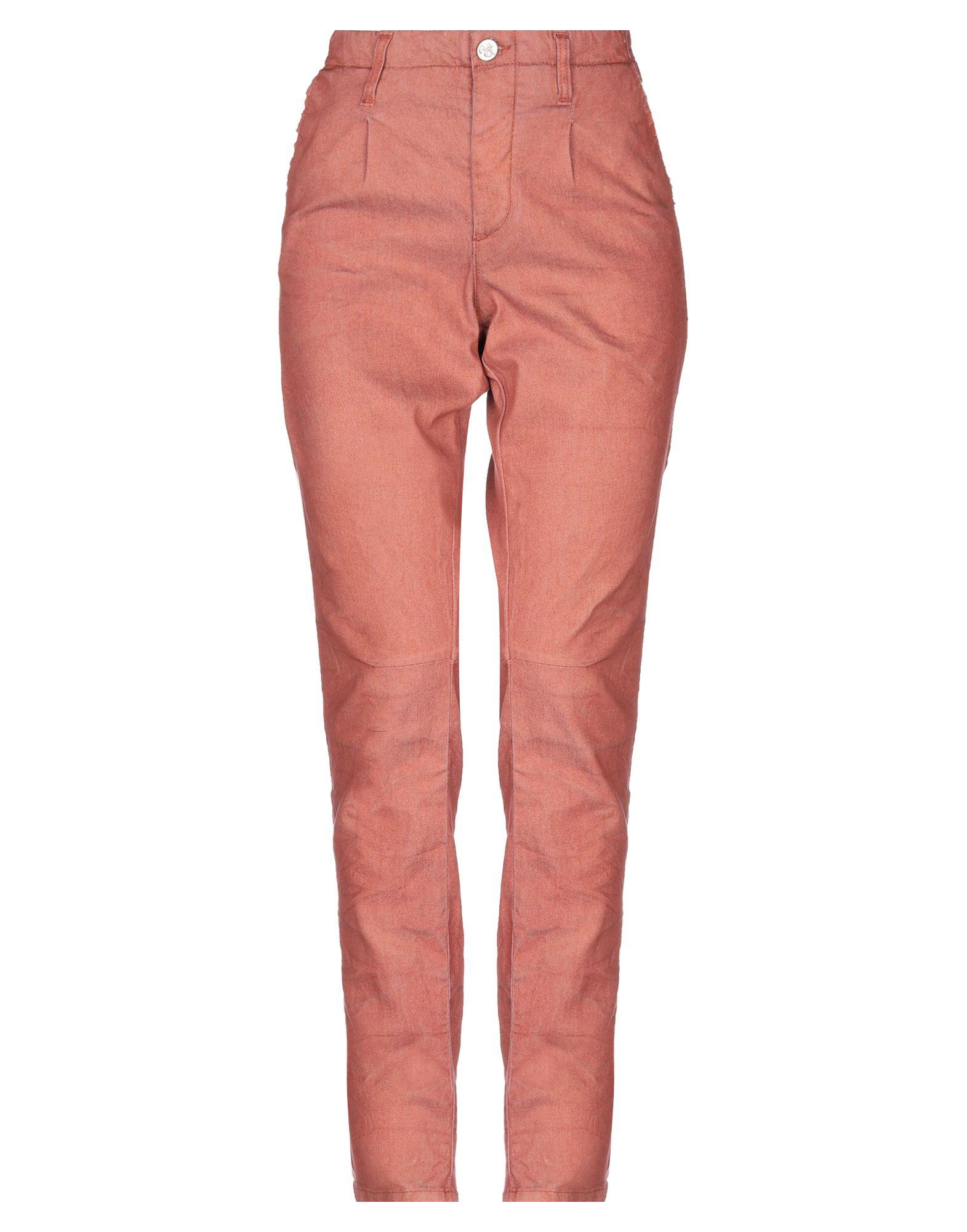 MANILA GRACE DENIM Повседневные брюки цена и фото