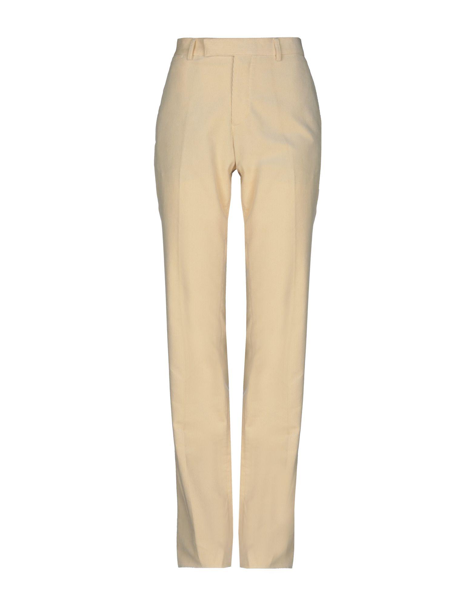 Повседневные брюки  Бежевый цвета