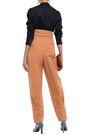ROKSANDA Linen and cotton-blend tapered pants