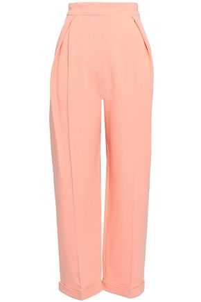 ROKSANDA Crepe tapered pants