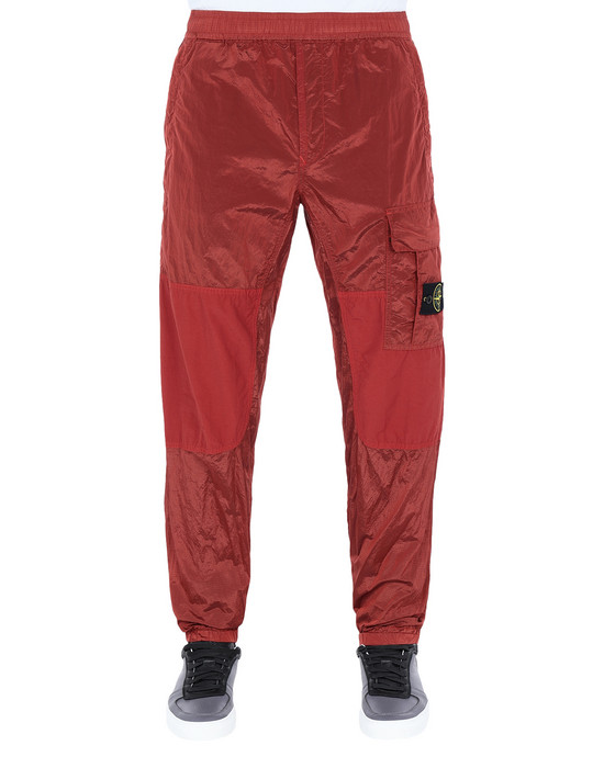 STONE ISLAND Trousers 30617 NYLON METAL RIPSTOP