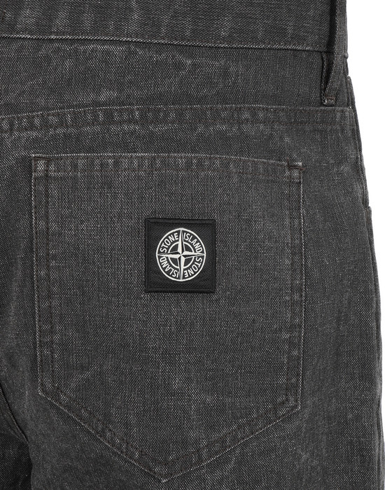 13259793gp - PANTS - 5 POCKETS STONE ISLAND