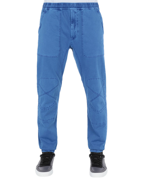 STONE ISLAND Trousers 31604 'OLD' DYE TREATMENT