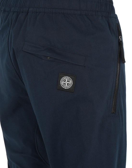 13259814ur - TROUSERS - 5 POCKETS STONE ISLAND