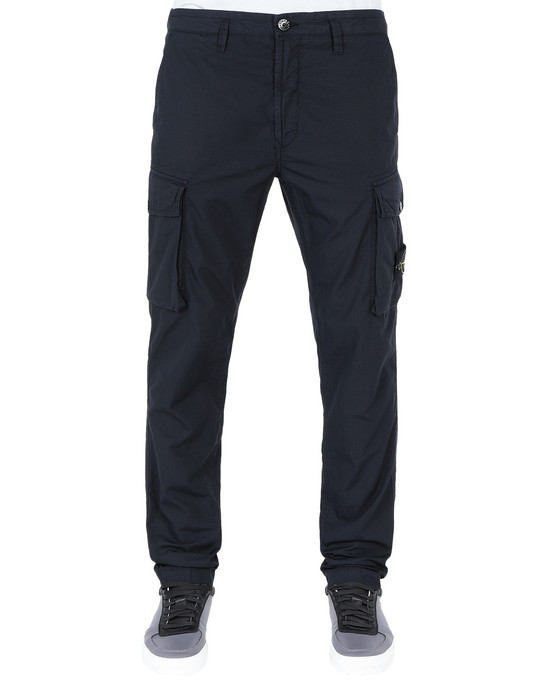 STONE ISLAND Pants 31807 STRUCTURED COTTON