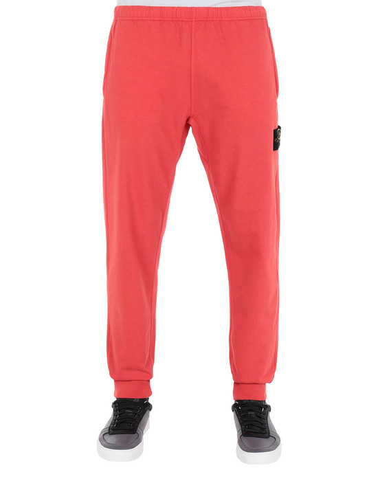 STONE ISLAND Fleece Trousers 64850