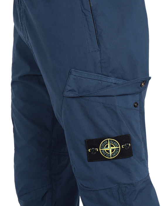 13259890nb - PANTS - 5 POCKETS STONE ISLAND