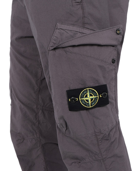 13259890tm - TROUSERS - 5 POCKETS STONE ISLAND