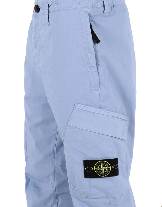 13259901fg - TROUSERS - 5 POCKETS STONE ISLAND