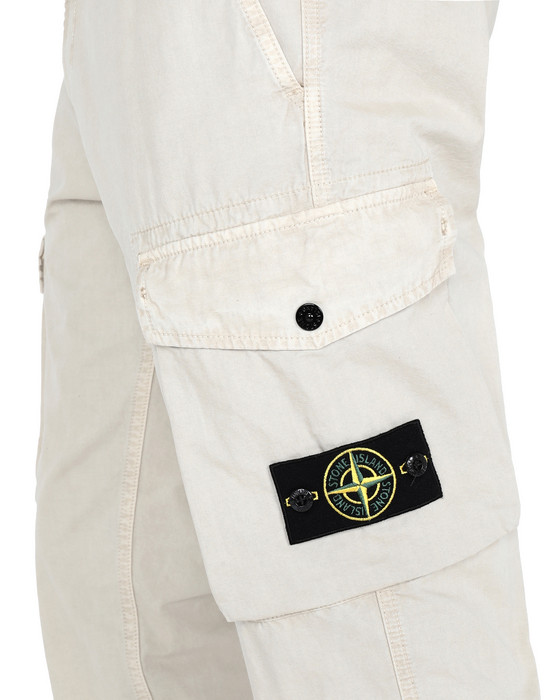 13259933eh - TROUSERS - 5 POCKETS STONE ISLAND