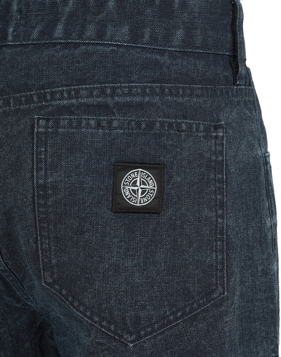 13259940pi - TROUSERS - 5 POCKETS STONE ISLAND