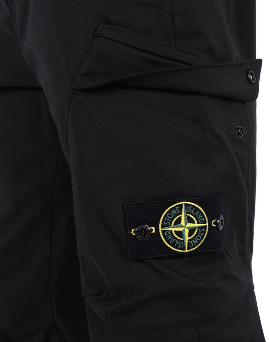 13259948mq - PANTS - 5 POCKETS STONE ISLAND