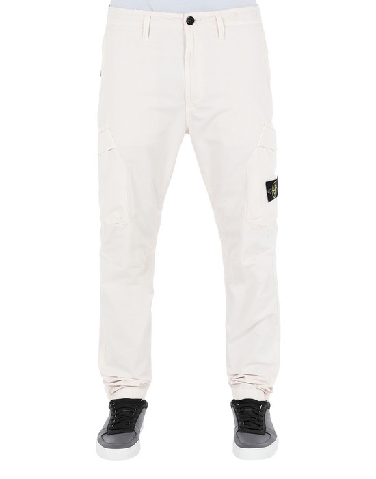 STONE ISLAND Trousers 319WA 'OLD' DYE TREATMENT