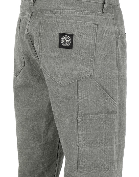 13259994is - PANTS - 5 POCKETS STONE ISLAND